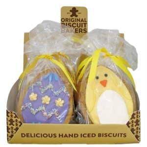 Easter Egg & Chick Gingerbread