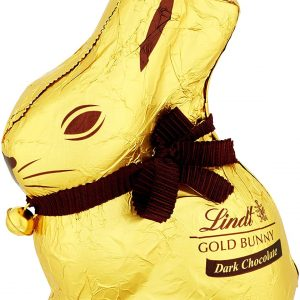 Lindt Dark Chocolate Bunny